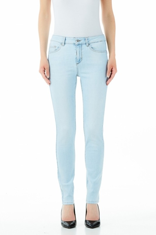 Liu jo jeans blue denim one B.up divine hw